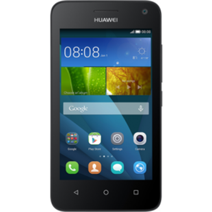 Picture of Huawei Y360 Ascend - dual sim - black